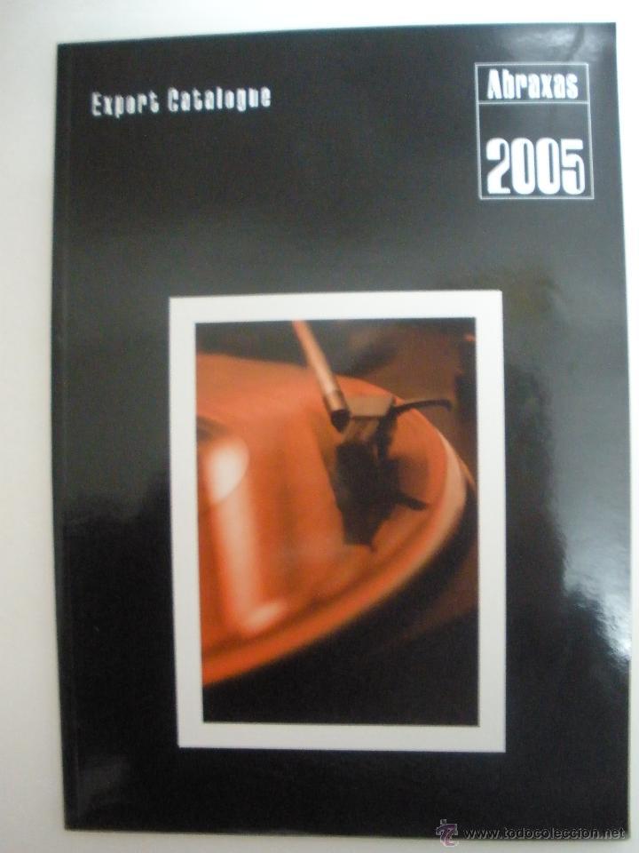 CATALOGO ABRAXAS 2005 DISCOS VER FOTOS (Música - Catálogos de Música, Libros y Cancioneros)