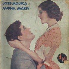 Catálogos de Música: JOSE MOJICA, MONA MARIS LIBRETO DE LA PELICULA LADRON DE AMOR. Lote 42718824