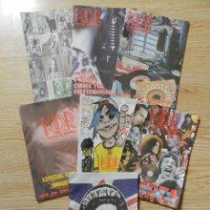 Catálogos de Música: LOTE 7 CATÁLOGOS M. D. R. MÚSICAS DE RÉGIMEN MDR AÑO 2006. Lote 43291715
