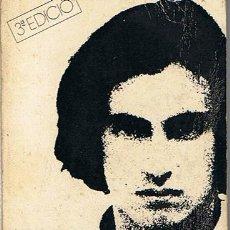 Catálogos de Música: POEMES I CANÇONS LLUÍS LLACH 3A. EDICIÓN. 1985. Lote 43422585