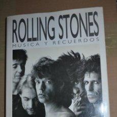 Catálogos de Música: ROLLING STONES MÚSICA Y RECUERDOS GEOFFREY GIULIANO.CIENTOS DE IMÁGENES.. Lote 43496621