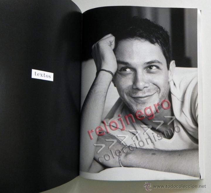 Catálogos de Música: ALEJANDRO SANZ POR DERECHO LIBRO J DE LA IGLESIA FOTOS VIVENCIAS GIRAS MÚSICA CANTANTE ESPAÑOL ÍDOLO - Foto 4 - 43498949