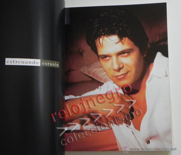 Catálogos de Música: ALEJANDRO SANZ POR DERECHO LIBRO J DE LA IGLESIA FOTOS VIVENCIAS GIRAS MÚSICA CANTANTE ESPAÑOL ÍDOLO - Foto 6 - 43498949