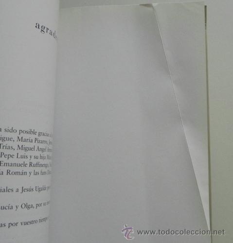 Catálogos de Música: ALEJANDRO SANZ POR DERECHO LIBRO J DE LA IGLESIA FOTOS VIVENCIAS GIRAS MÚSICA CANTANTE ESPAÑOL ÍDOLO - Foto 7 - 43498949