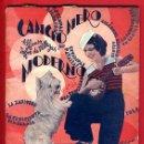 Catálogos de Música: REVISTA CANCIONERO MODERNO , 100 GRANDES EXITOS , ,ORIGINAL ,BO. Lote 43585328