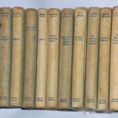 Catálogos de Música: COLECCIÓN MOZART. 10 MONOGRAFÍAS DEL MUNDO DE LA MÚSICA.. Lote 43605305