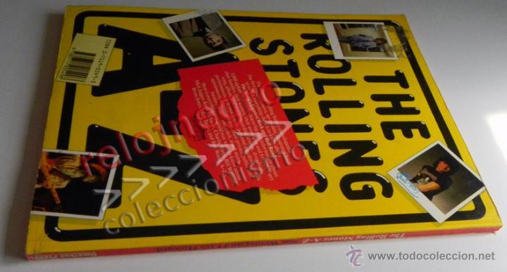 Catálogos de Música: The Rolling Stones A-Z - TEXTO EN INGLÉS - MUCHAS FOTOS - GRUPO BRITÁNICO DE MÚSICA ROCK A to Z A Z - Foto 9 - 43886289