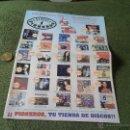 Catálogos de Música: REVISTA BOLETIN CATOLOGO MUSICAL NUM. 228 DICIEMBRE 1998 98 DISCOS PIONEROS JAEN MUSICA. Lote 43977894