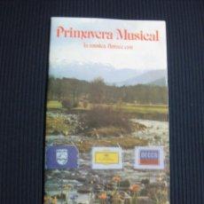 Catálogos de Música: CATALOGO DISCOS PHILIPS, DECCA, DEUTSCHE GRAMMOPHON. PRIMAVERA MUSICAL 1982. . Lote 44302961