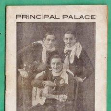 Catálogos de Música: CANCIONERO DEL GRUPO IRUSTA FUGASOT DEMARE / TANGOS - PRINCIPAL PALACE - AÑOS 30. Lote 44492487