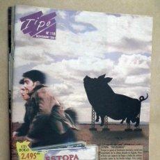 Catálogos de Música: CATALOGO TIPO - Nº 118 - NOVIEMBRE 2001 ESTOPA. Lote 44816960