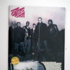 Catálogos de Música: CATALOGO TIPO - Nº 111 - ABRIL 2001 DAVE MATHEWS BAND. Lote 44818586