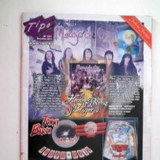 Catálogos de Música: CATALOGO TIPO - Nº 251 - DICIEMBRE 2012 MAGO DE OZ - TOMMY BARON. Lote 44818665
