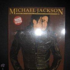 Catálogos de Música: MICHAEL JACKSON:OJOS DE CIERVO CORAZON AUTOMATICO,LIBRO RARO EN ESPAÑOL.. Lote 45137022