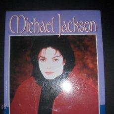 Catálogos de Música: MICHAEL JACKSON,EDITORIAL MIDONS,EN ESPAÑOL. Lote 45137084