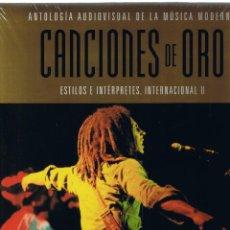 Catálogos de Música: M - SOLO LIBRO - ANTOLOGIA AUDIOVISUAL MUSICA MODERNA - CANCIONES DE ORO - PLANETA 2005. Lote 45540985