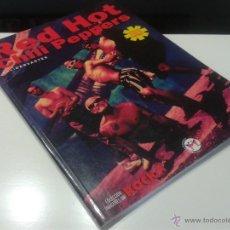 Catálogos de Música: LIBRO MONOGRÁFICO RED HOT CHILI PEPPERS. Lote 46048108