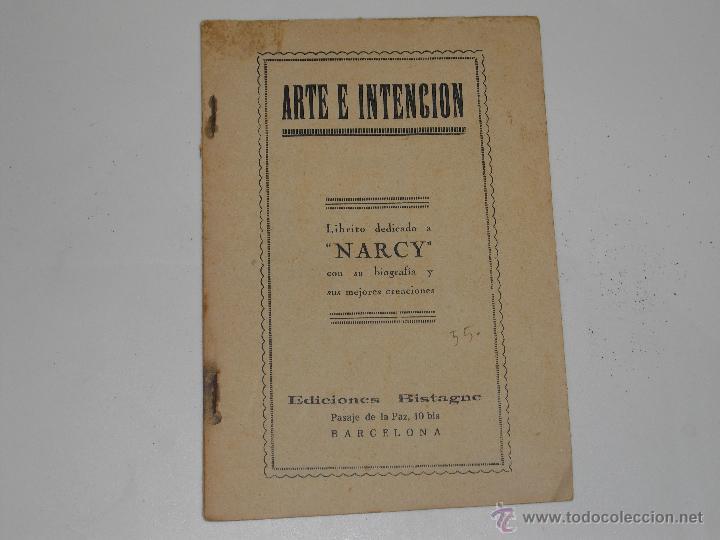 CANCIONERO NARCY AÑO 1935 (Música - Catálogos de Música, Libros y Cancioneros)