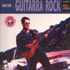 Catálogos de Música: GUITARRA ROCK: MÉTODO COMPLETO DE GUITARRA ROCK : INICIO / PAUL HOWARD ( LIBRO + CD). Lote 46215099