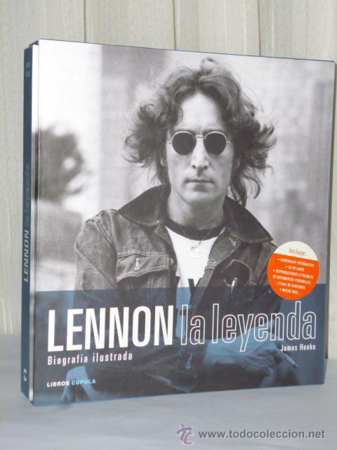 LENNON: LA LEYENDA (INCLUYE CD) (Música - Catálogos de Música, Libros y Cancioneros)
