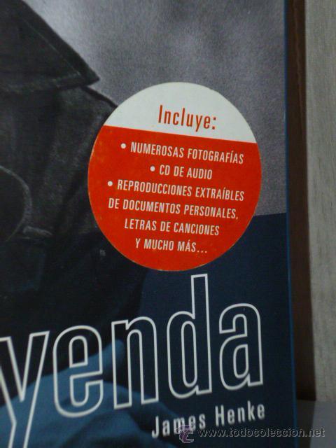 Catálogos de Música: LENNON: LA LEYENDA (INCLUYE CD) - Foto 2 - 232912320
