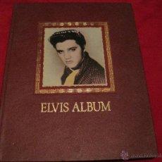 Catálogos de Música: LIBRO FOTOGRAFICO ELVIS ALBUM-BEEKMAN HOUSE EDIT. 1991-LIBRO FOTOS Y RECORTES PRENSA. Lote 46974954