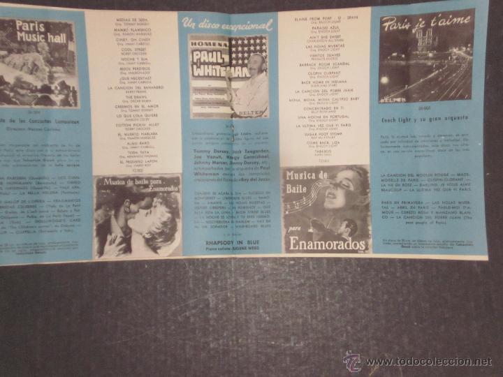 Catálogos de Música: CATALOGO DISCOS BELTER -(V-1714) - Foto 4 - 47149863