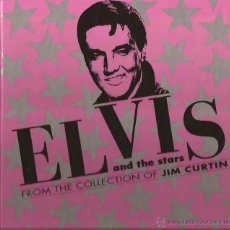 Catálogos de Música: LIBRO-ELVIS AND THE STARS-COLECCION JIM CURTIN-FOTOS-MORGIN PRESS 1993-ELVIS ACOMPAÑADO DE AMIGOS. Lote 47434634
