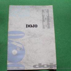 Catálogos de Música: CATALOGO GENERAL DOJO REVISTA 17 PAG /CATALOGO CON REF. Y CARATULAS DE DISCOS PDELUXE. Lote 47663220