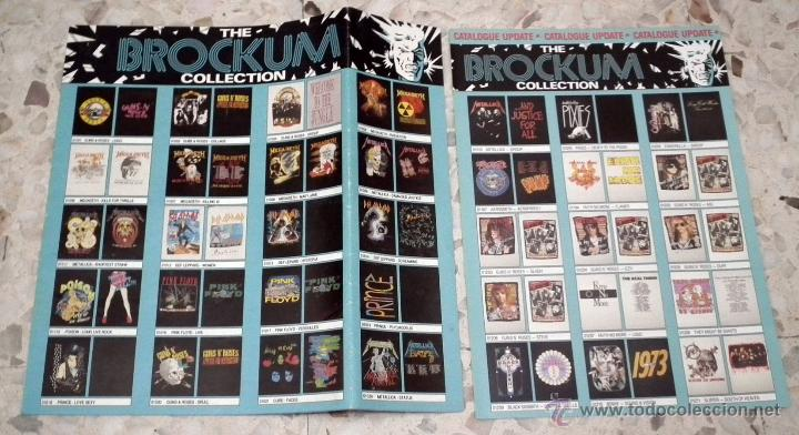 CATALOGO HEAVY METAL - THE BROCKUM COLLECTION (Música - Catálogos de Música, Libros y Cancioneros)