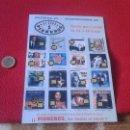 Catálogos de Música: DIPTICO BOLETIN CATALOGO MUSICAL NUM. 227 OCT NOV. 1998 DISCOS PIONEROS JAEN MUSICA CANCIONES ESCASO. Lote 48191161