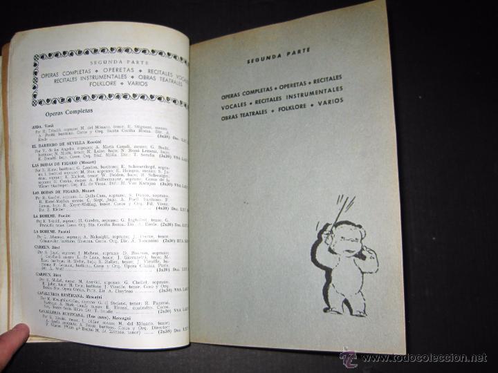 Catálogos de Música: CATALOGO GENERAL DE DISCOS MICROSURCO - 1956 - 214 PAGINAS - Foto 6 - 48559809