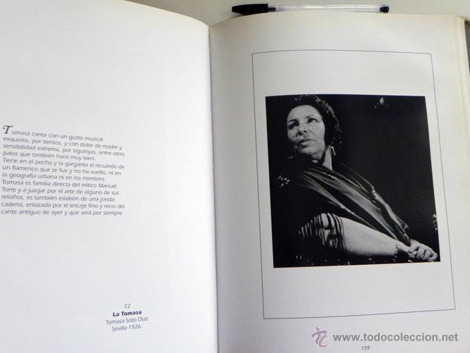 Catálogos de Música: MATICES FLAMENCOS - CARLOS ARBELOS - FOTOGRAFÍA ARTISTAS - FLAMENCO FOTOS ARTE CANTE MÚSICA - LIBRO - Foto 6 - 49138447