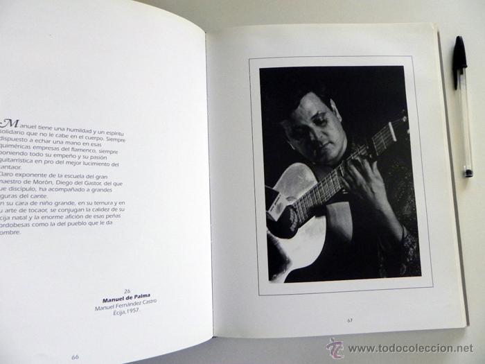 Catálogos de Música: MATICES FLAMENCOS - CARLOS ARBELOS - FOTOGRAFÍA ARTISTAS - FLAMENCO FOTOS ARTE CANTE MÚSICA - LIBRO - Foto 8 - 49138447