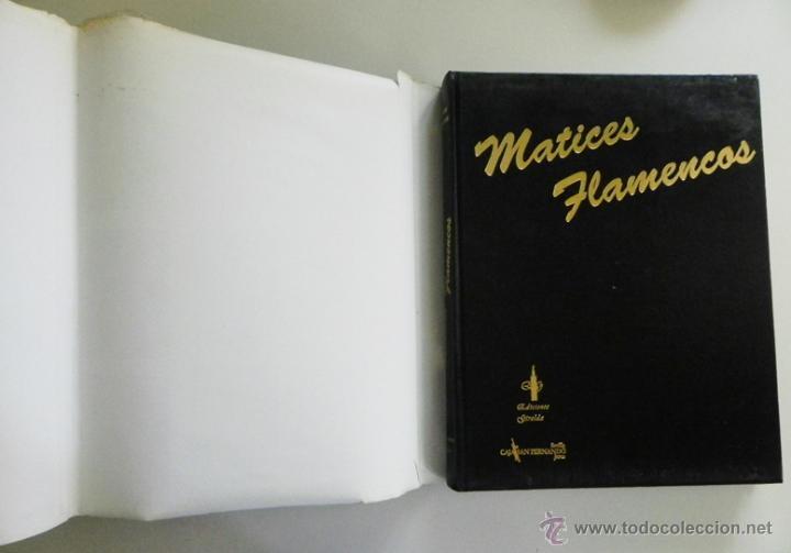Catálogos de Música: MATICES FLAMENCOS - CARLOS ARBELOS - FOTOGRAFÍA ARTISTAS - FLAMENCO FOTOS ARTE CANTE MÚSICA - LIBRO - Foto 10 - 49138447