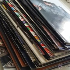 Catálogos de Música: LOTE DE CATÁLOGOS DE GUITARRAS Y EQUIPOS DE SONIDO ESP WARWICK FERNANDES Y MÁS. Lote 49279856