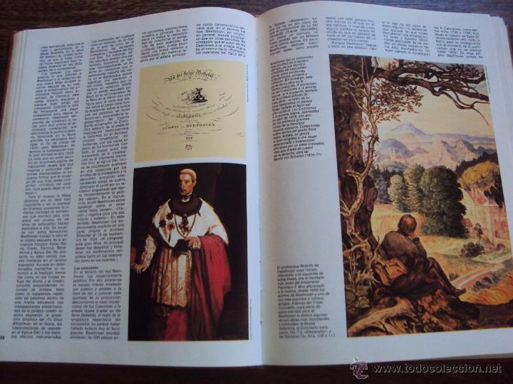 Catálogos de Música: Los Grandes Compositores - Salvat - 5 tomos - Precintados - Foto 2 - 49391435