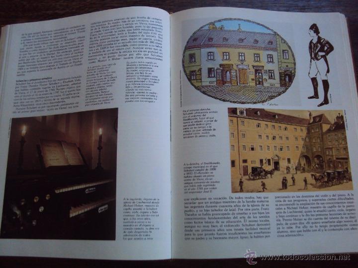 Catálogos de Música: Los Grandes Compositores - Salvat - 5 tomos - Precintados - Foto 3 - 49391435