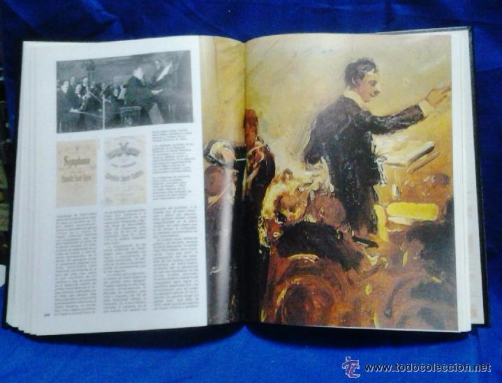 Catálogos de Música: Los Grandes Compositores - Salvat - 5 tomos - Precintados - Foto 4 - 49391435