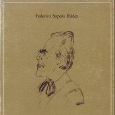 Catálogos de Música: SOPEÑA IBAÑEZ, FEDERICO: ESTUDIOS SOBRE MAHLER. Lote 50206556