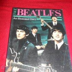 Catálogos de Música: THE BEATLES AN ILLUSTRATED DIARY H.V.FULPEN 1982 EDICION INGLESA ENGLAND UK 176 PAGINAS. Lote 50296202