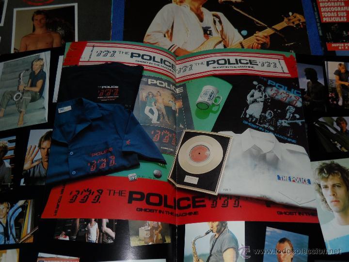 Catálogos de Música: The police - Official Programme - Tour 81 82 - Ghost in the machine - Foto 3 - 50343718