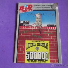 Catálogos de Música: BID-J15-BOLETIN INFORMATIVO DISCOPLAY-1986-FEBRERO-48 PAGINAS-Nº24. Lote 50369900
