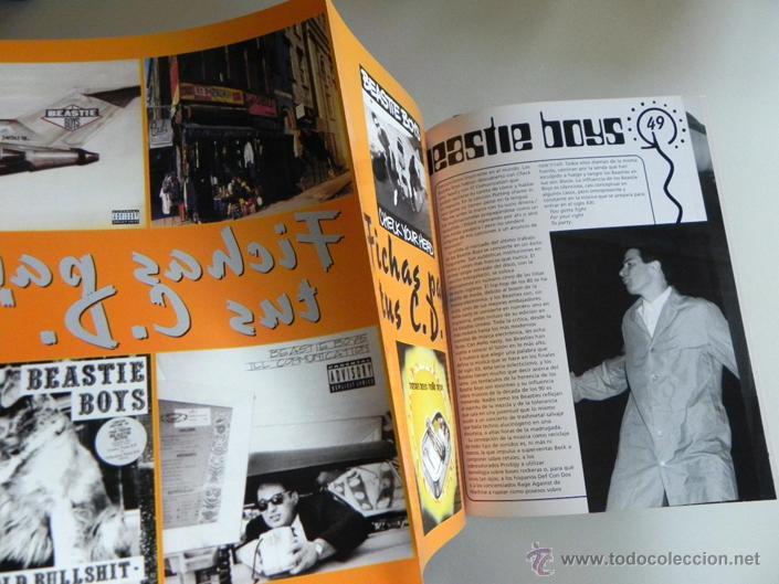 Catálogos de Música: Beastie Boys white cool factory - LIBRO IMÁGENES DE ROCK MÁSCARA - GRUPO MÚSICA HIP HOP PÓSTER FOTOS - Foto 6 - 51216503