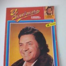 Catalogues de Musique: EL CANCIONERO, SU HISTORIA Y SUS FIGURAS Nº 10 ANTONIO MOLINA POR LAUREN POSTIGO. 1980 . Lote 51349915