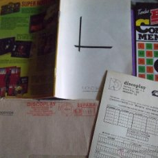 Catálogos de Música: BID-O15-BOLETIN INFORMATIVO DISCOPLAY-PAGINAS 96. Lote 51622776