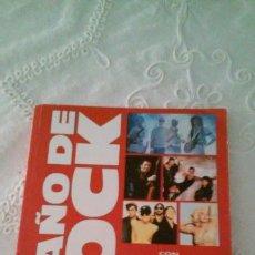 Catálogos de Música: LIBRO UN AÑO DE ROCK 92. Lote 51525927