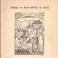 Catálogos de Música: EL PESSEBRE / PABLO CASALS / ORATORIO EN 4 PARTIES DU MAITRE / 1966. Lote 52019555