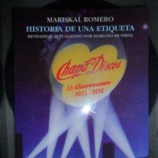 Catálogos de Música: HISTORIA DE UNA ETIQUETA- 35 ANIVERSARIO 1975-2010. Lote 95715739