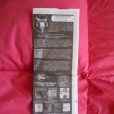Catálogos de Música - THRONE RECORDS - CATÁLOGO Nº 6 - OCT-NOV-DIC 2004 - 52948936